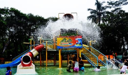 water park kolam renang taman wisata matahari