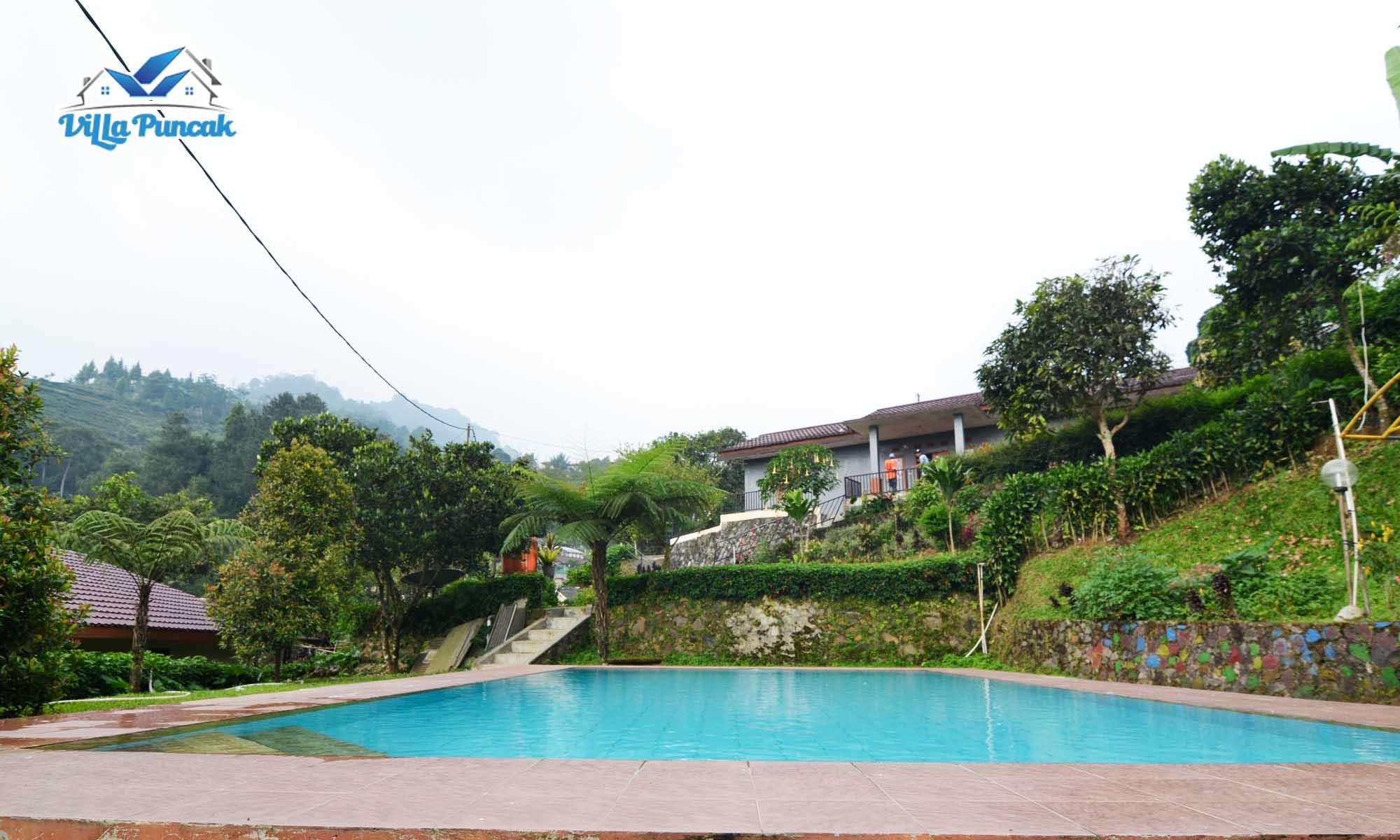 villa alam caringin kebun teh puncak