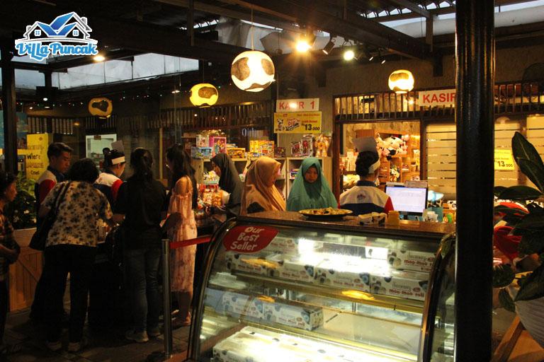 toko oleh-oleh cimory
