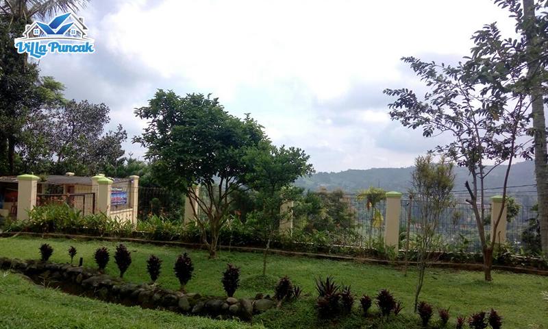 villa fahira puncak