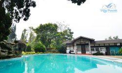 2 Villa Murah di Atas Bukit Megamendung, View Bagus & Ada Kolam Renangnya