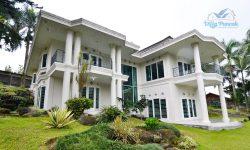 Villa Rumah Gunung: Villa View Bagus di Puncak Mewah, Megah dan Cukup Murah